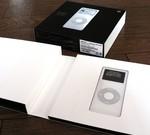 iPod nano 内箱